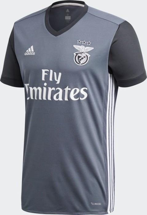 info for 11356 ae08b adidas Benfica Lissabon Replica away shirt 2017/2018 (men) (BR9255) from £  33.06
