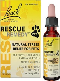 Bach Original Rescue Pet drops, 10ml