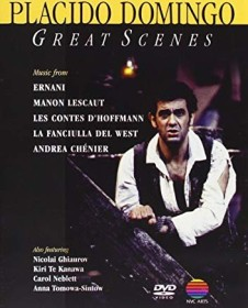 Placido Domingo - Great Scenes