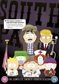 South Park Season 4 (DVD) (UK)