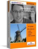 Sprachenlernen24 Niederländisch Expresskurs (deutsch) (PC)