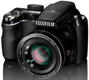 Fujifilm FinePix S3300 schwarz