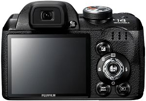 Fujifilm FinePix S3300 black