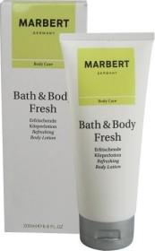 Marbert Bath & Body Fresh Body Lotion, 200ml