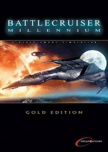 Battlecruiser Millennium Gold (German) (PC)