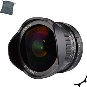 7artisans 7.5mm 2.8 fisheye for Canon EF-M