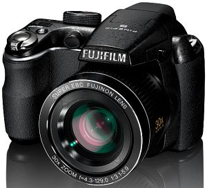 Fujifilm FinePix S4000 black