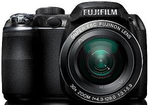 Fujifilm FinePix S4000 black