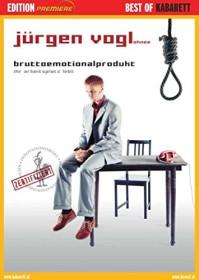 Jürgen Vogl - Bruttoemotionalprodukt (DVD)