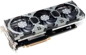 INNO3D GeForce GTX 770 iCHILL HerculeZ X3 Ultra, 2GB GDDR5, 2x DVI, HDMI, DP (C770-3SDN-E5DSX)