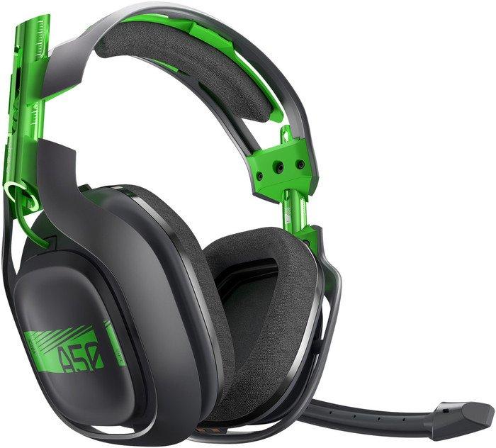 Astro Gaming A50 Wireless 7.1 Surround Gaming Headset grün (Xbox One) (939-001539/3AS52-XOW9W-508)
