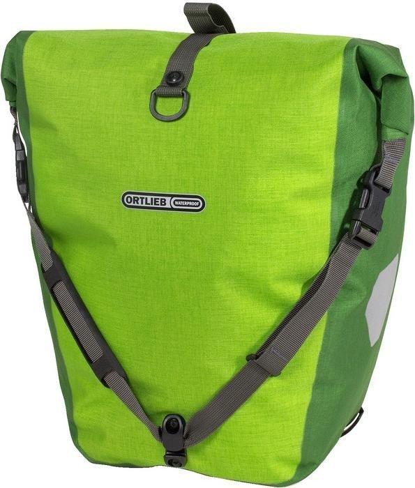 Ortlieb Back-Roller Plus Gepäcktasche limone/moosgrün (F5201) -- ©Globetrotter