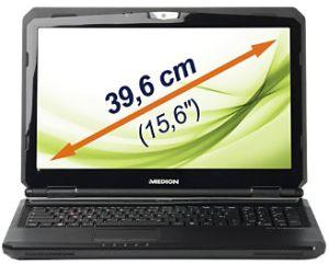 Medion Erazer X6813, Core i7-2630QM, 4GB RAM, 750GB HDD (30012626)