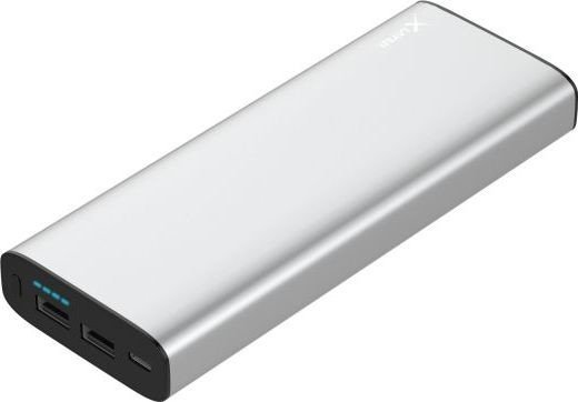 XLayer Powerbank Plus MacBook 20100mAh silber (213266)