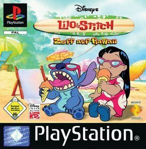 Lilo & Stitch (PS1)