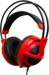 SteelSeries Siberia v2 Full-size headset red (51104)