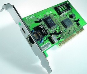 D-Link DFE-530TX, RJ-45, PCI 2.2