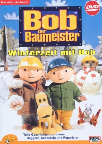 Bob ten Baumeister Vol. 10: Winterzeit z Bob -- przez Amazon Partnerprogramm