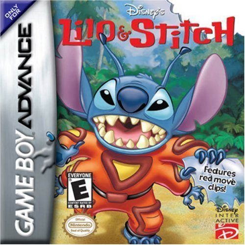 Lilo & Stitch (GBA) -- via Amazon Partnerprogramm