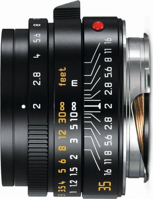 Leica Summicron-M 35mm 2.0 ASPH schwarz (11673)