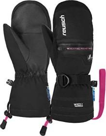 Reusch Luis R-Tex XT Skihandschuhe black/pink glo (Junior) (4961543-7720)