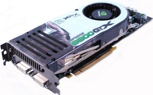 XFX GeForce 8800 GTX 575M, 768MB DDR3, 2x DVI, TV-out, PCIe (PV-T80F-SHF9)