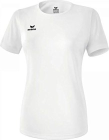Erima Teamsport T-Shirt kurzarm weiß/schwarz (Damen) (208613)