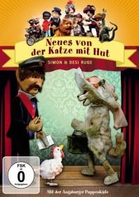 Augsburger Puppenkiste - Neues von der Katze mit Hut (DVD)