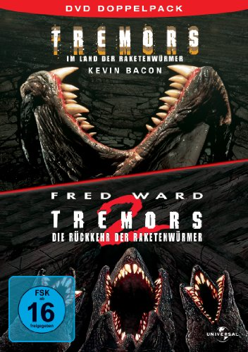 Tremors/Tremors 2 -- via Amazon Partnerprogramm