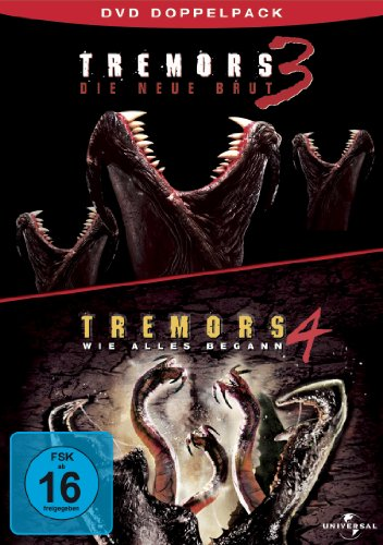 Tremors 3/Tremors 4 -- via Amazon Partnerprogramm
