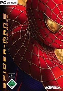 Spiderman 2 - The Movie Game (German) (PC)