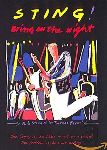 Sting - Bring On The Night -- via Amazon Partnerprogramm