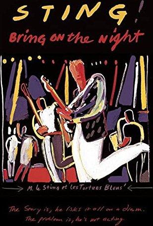 Sting - Bring On The Night -- via Amazon Partnerprogramm