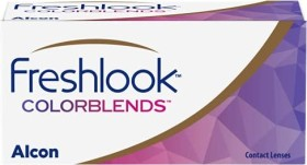 Alcon FreshLook Colorblends Farblinse amethyst, +0.25 Dioptrien, 2er-Pack