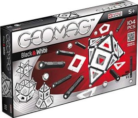 Geomag Black & White 104 (GEO013)
