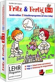 Chessbase Fritz & Fertig! Doppelpack (deutsch) (PC)