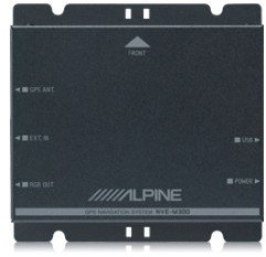 Alpine NVE-M300P Navigationsrechner