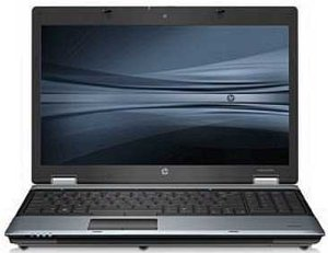 HP ProBook 6555b, Phenom II X3 N850, 4GB RAM, 320GB HDD (WD768EA)