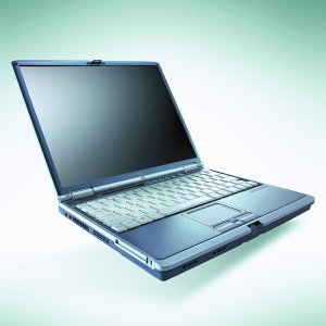 Fujitsu Lifebook S7010, Pentium-M 735 1.70GHz, 512MB RAM, 60GB HDD, DVD+/-RW (various types)
