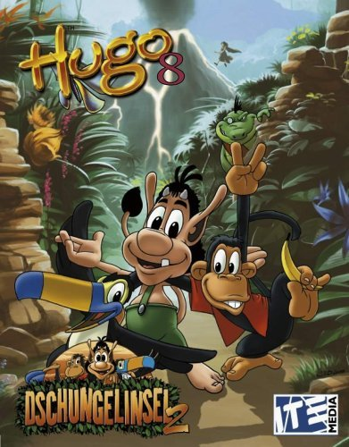 Hugo 8 - Dschungelinsel 2 (German) (PC) -- via Amazon Partnerprogramm