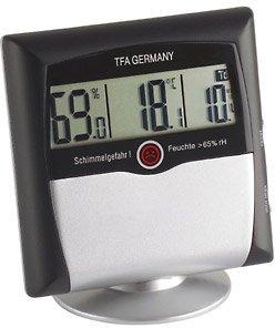 TFA Dostmann Comfort Control Temperaturstation Digital (30.5011)