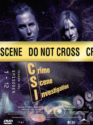 CSI Season 1.1 -- via Amazon Partnerprogramm