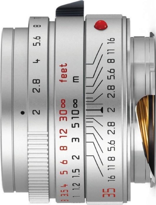 Leica Summicron-M 35mm 2.0 ASPH silber (11674)
