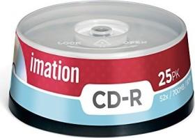 Imation CD-R 80min/700MB, 25er Spindel (i18646)