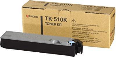 Kyocera TK-510K Toner schwarz (1T02F30EU0) -- via Amazon Partnerprogramm