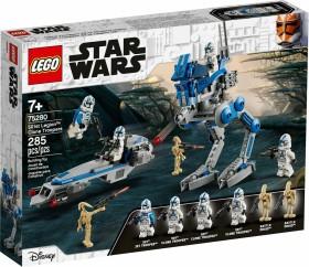 LEGO Star Wars Episoden I-VI - Clone Troopers der 501. Legion (75280)