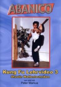Kampfsport Kung Fu: Shaolin Waffentechniken (DVD)