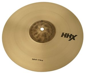 "Sabian HHX Thin Splash 12"" (SA11205XB)"