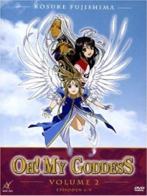 Oh! My Goddess Vol. 2 (Folgen 6-9)