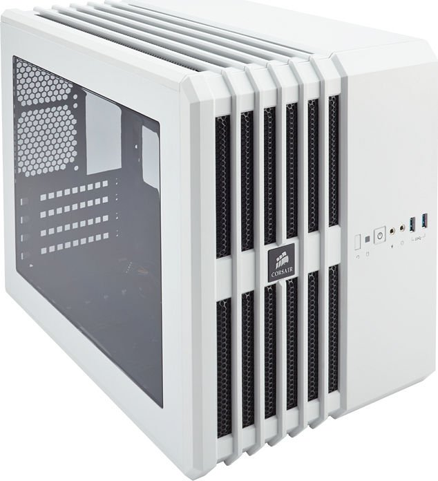 Corsair carbide Series Air 240 white, acrylic window (CC-9011069-WW)